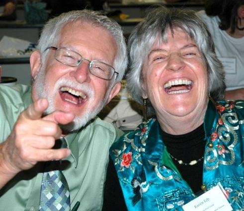 Karen Simmons Erb and Thomas Owen Erb